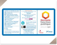 a79a8fb5740 Carte mutuelle. Harmonie Fonction Publique ...